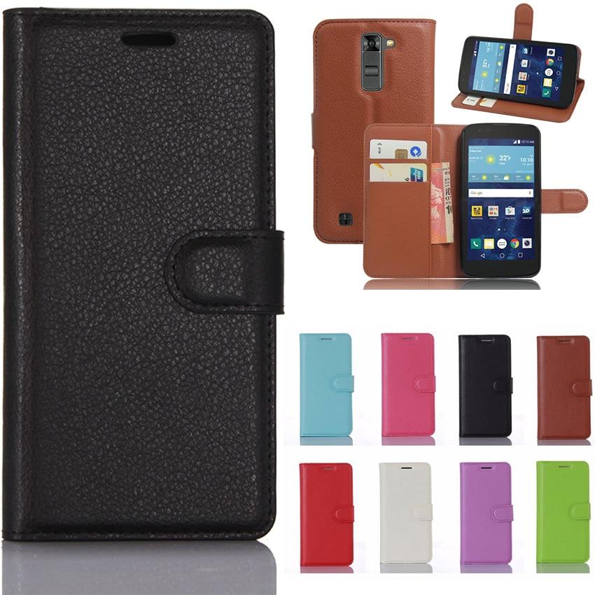 K 7 2016 K7 флип чехол-бумажник для телефона LG K7 X210DS чехол K7 X210 кожаный чехол для задней панели PU роскошный держатель для карт чехол-подставка Fundas
