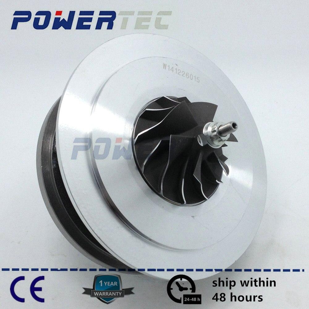 Car turbo cartridge core CHRA GT2556V turbine kit For BMW 530 D E39 M57 D30 1998-2005 454191-9015S 454191-0003 454191 epman turbo boost pipe intake turbo charge pipe cooling kit for bmw 1 f20 f30 f31 n20 320i 328i 125i ep f20tk003p