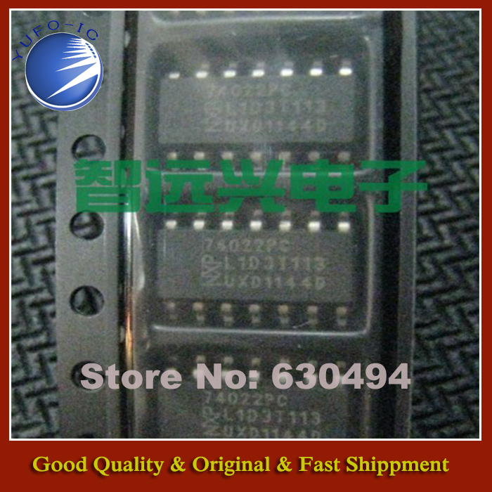 Free Shipping 2PCS 74022PC car computer board chip Ford Escape Ignition driver IC chip car new (YF1205)