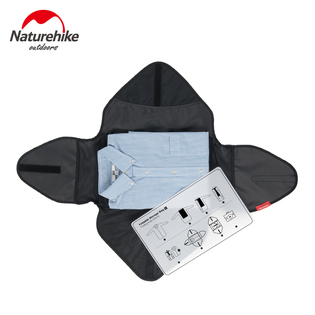 NatureHike clothing Storage package Portable Travel clothes  Bag Case Suitcase Handbag Baggage bag