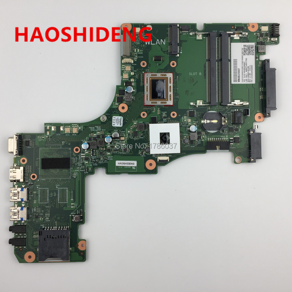 V000318100 for Toshiba Satellite L50D L55D L50D-A series motherboard .All functions fully Tested ! h000072350 for toshiba satellite s50 s55 s50t a series motherboard pga 947 all functions fully tested