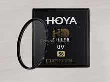 Hoya 58mm HD UV Ultra-Violet Filter Digital High Definition Lens Protector For DSLR SLR Camera Lens