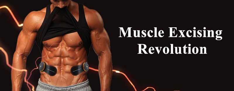 Rechargeable Battery Gym Electronic Body Muscle Arm Waist Abdominal Exerciser Muscle Massaging Machine Viberating Slim Belt (19)_