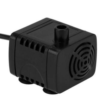 Waterproof Submersible Water Pump USB DC 5V 3.8W Pump Garden Fountain Equipment Useful Home Improvement Gadget Family Landscape
