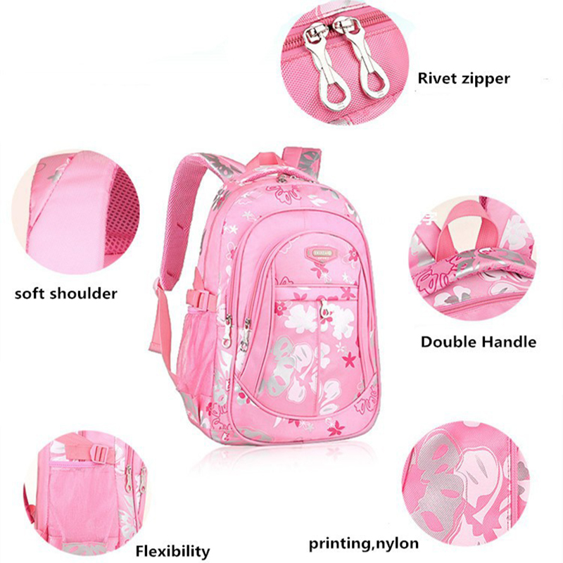 Cheap and beautiful 2017 new hot School Bags for Girls Brand Women Backpack  Cheap Shoulder Bag Wholesale Kids Backpacks -in School Bags from Luggage    Bags ... 4ec591c72ba4f