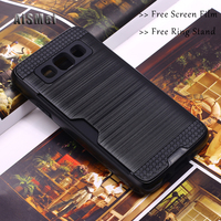 AiSMei For Samsung Galaxy A8 Hybrid Silicone Armor Case Fundas For Coque Samsung Galaxy A8 2015