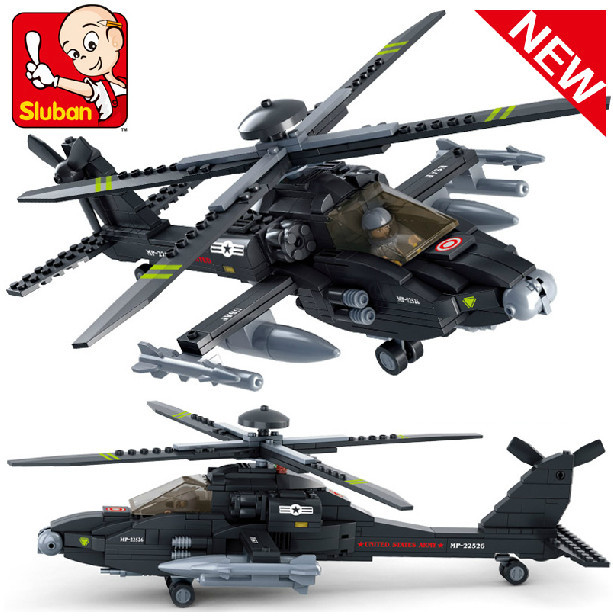 Sluban Model Building Compatible lego Lego B0511 293pcs Model Building Kits Classic Toys Hobbies Air Plane цена