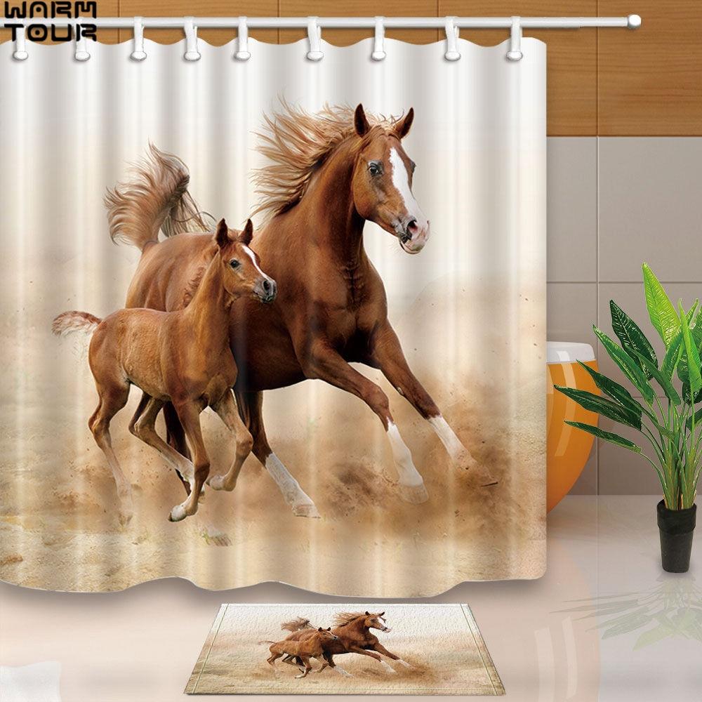 https://ae01.alicdn.com/kf/HTB1n164fH3XS1JjSZFFq6AvupXaR/Warm-Tour-Custom-Twee-Paarden-Waterdichte-Decoratieve-Waterdichte-Stof-Badkamer-Douche-Gordijnen-Set-12-Haken-Mildewproof.jpg