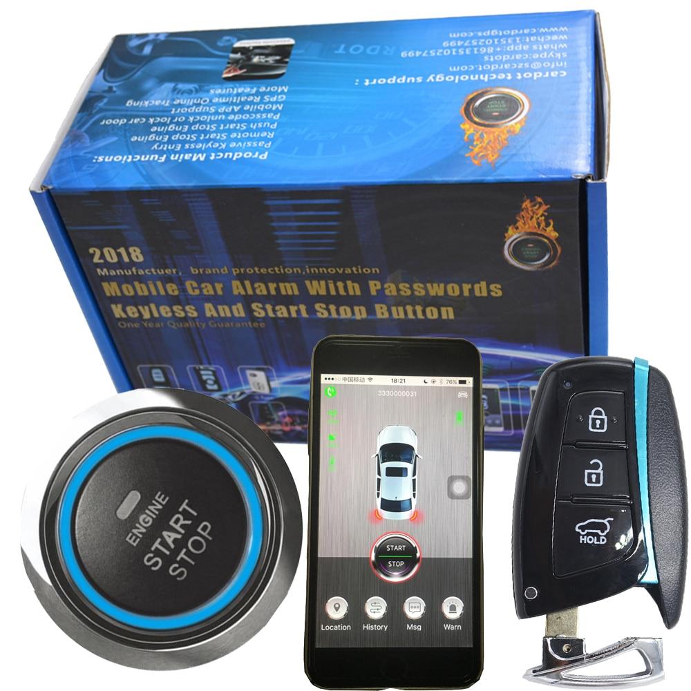 gsm car alarm security system mobile phone remote start stop car engine keyless auto central. Black Bedroom Furniture Sets. Home Design Ideas