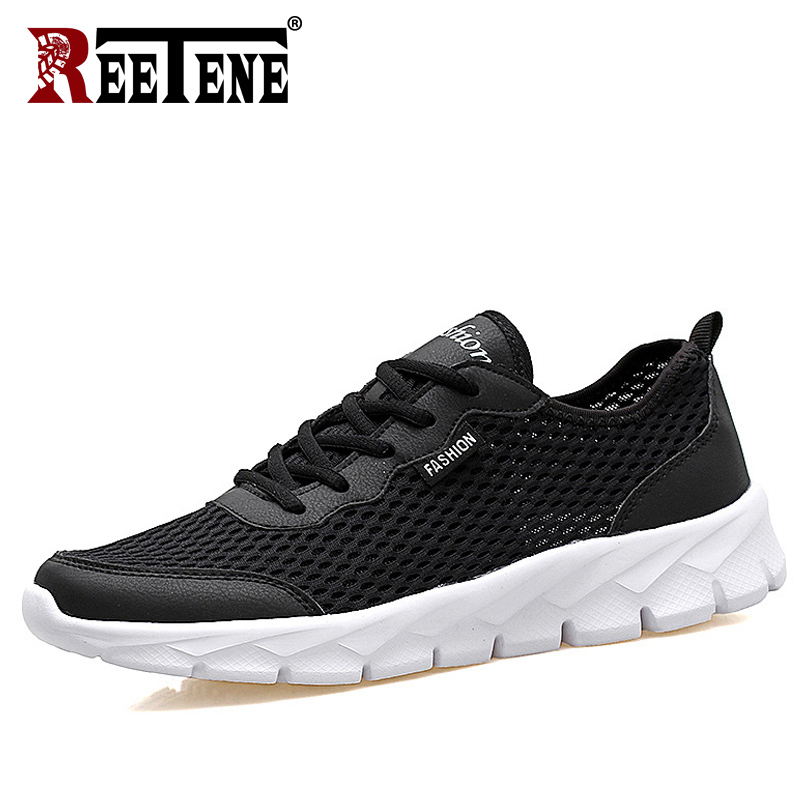 REETENE 2019 Cheapest Air Mesh Men