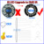 IMX323 Sensor de 2MP CCTV camaras de vigilancia ip ONVIF 2.4 1080 p ip cámara de Seguridad 3.6mm Lente HD, 18 unids LEDs, H.264, IR-CUT, P2P