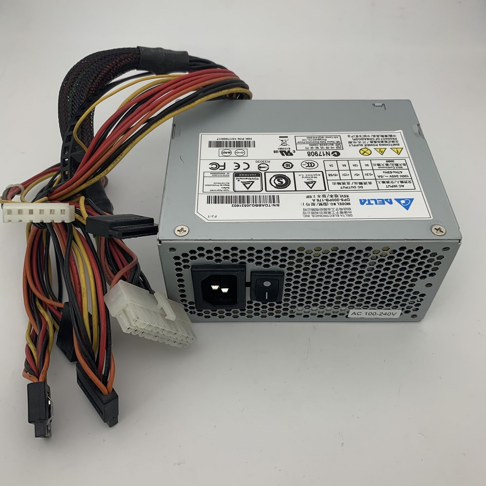 DPS-200PB-176A  Power Adapter  For Hik 4 SATA HDD NVR
