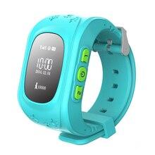 ZEALLION Q50 Smart Watch GPS Safe Wristwatch