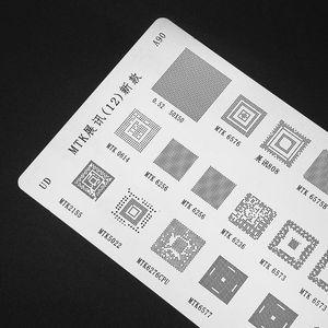Image 5 - 3 шт., трафареты BGA для MTK, Samsung, HTC, Huawei, Android