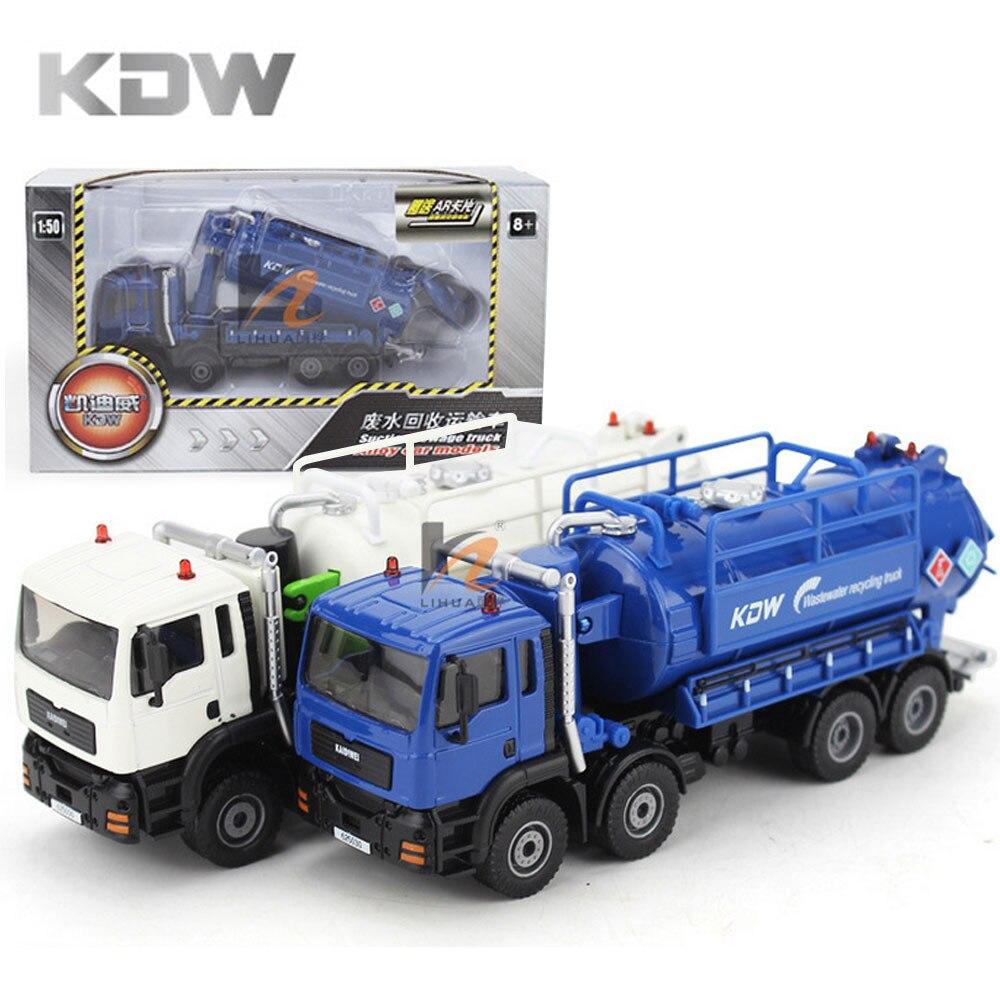 online shop mr froger suction sewage truck model alloy car model