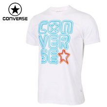 Original New Arrival 2017 Converse Men's Knitted T-shirts short sleeve Sportswear