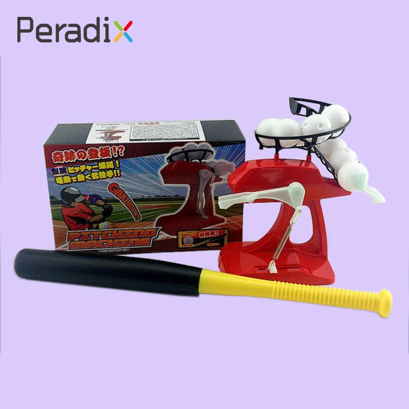 Children Kids Automatic Baseball Serve Device Practice Machine 2Colors