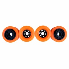 1pc 90mm Electric Skateboard Pu Wheels With Gear E skateboard Wheels Longboard Wheels SHR83A Hardness 90X52 High Rebound