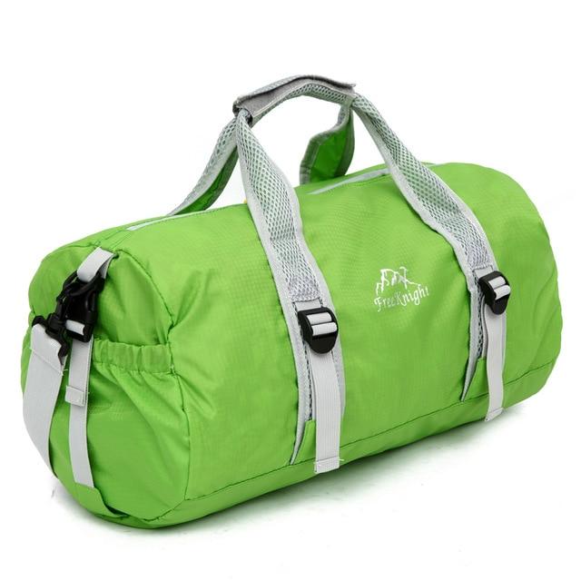fe5fac3f4bf Classic weekendtas reisbagage tassen vrouwen mannen reistas Mannelijke  vouwen handtas messenger tote grote capaciteit schouder vrouwelijke