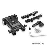 SmallRig DSLR Камера основной набор аксессуаров для Panasonic EVA1 с опорной плитой верхняя пластина 2099