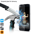 Цена по прейскуранту завода! закаленное стекло Для Samsung Galaxy A3/A5/A7/A8/A9/J1 4.3/J2/J3/J5/J7Screen защитные Пленки Протектора