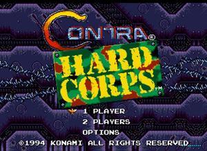 Image 4 - Contra The Hard Corps 16 bit SEGA tarjeta de juego MD para Sega Genesis Only