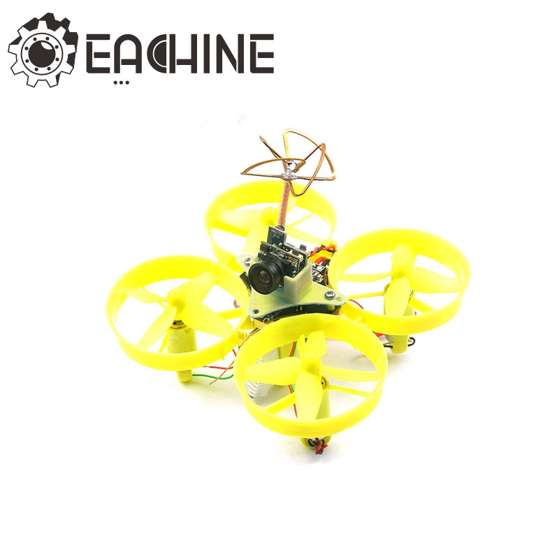 Eachine For Turbine QX70 70mm Micro FPV Racing Quadcopter BNF Based On F3 EVO Brushed Flight