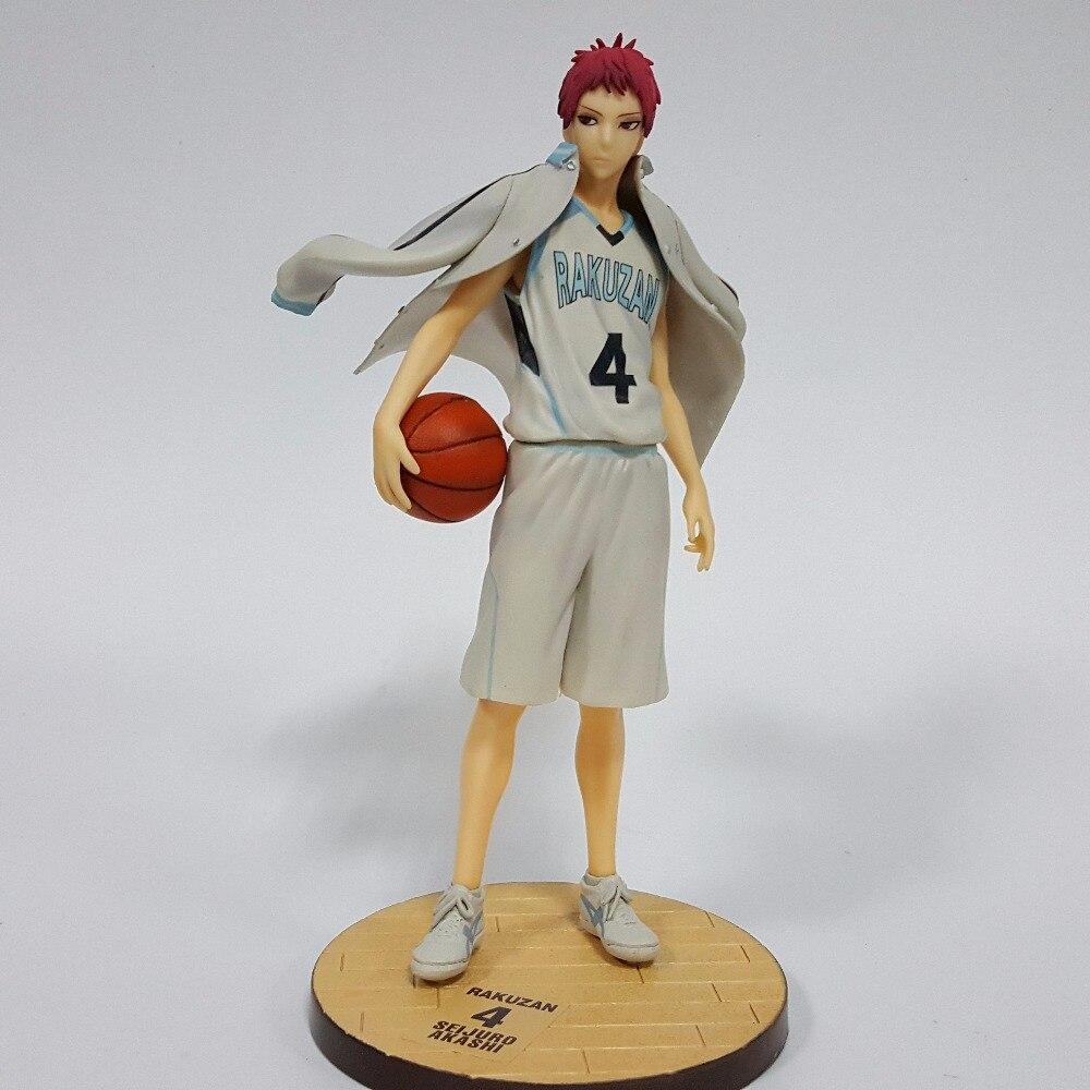 Kuroko No Basket Action Figure Toys Akashi Seijuro PVC 180mm Anime Kuroko No Basuke Model Toy Akashi Seijuro Kuroko No Basket