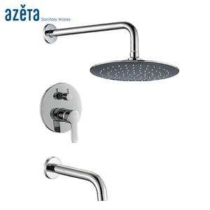 Azeta Chrome Single Handle Con