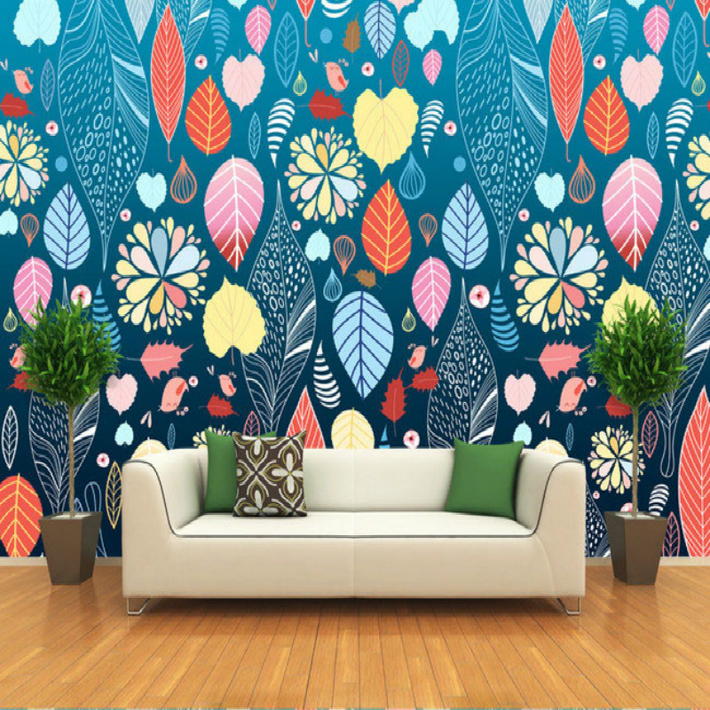 Abstract artwork large mural 3d wallpaper tv backdrop for Abstract mural wallpaper