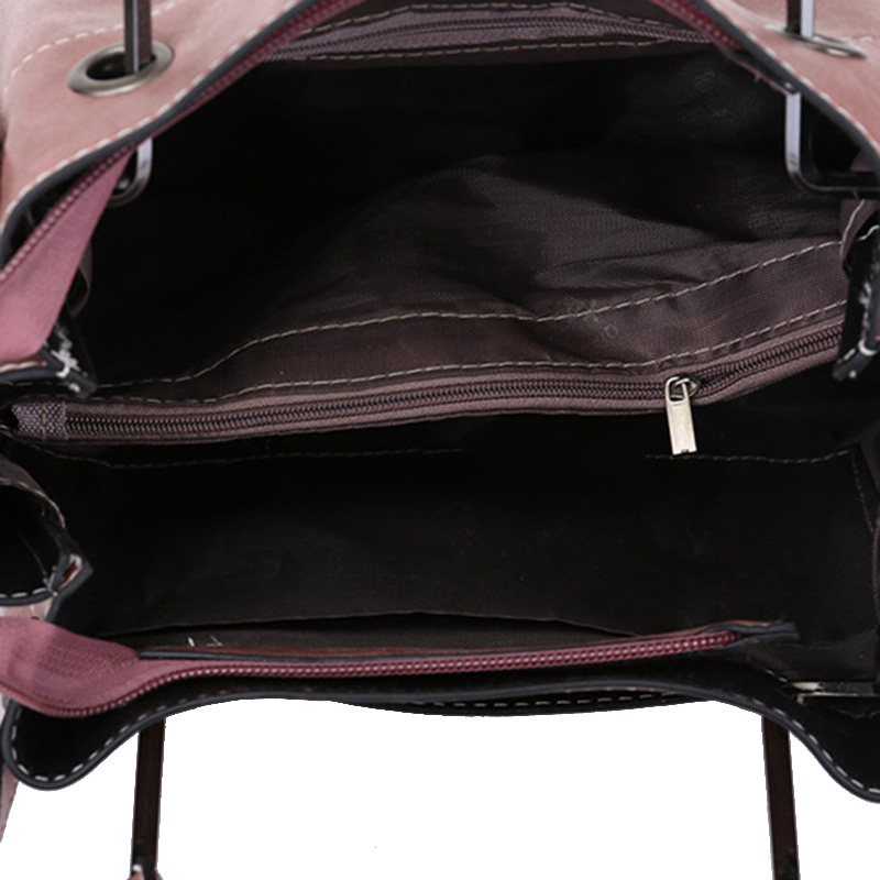 red Del Ladies Bag brown Croce Pink Borsa Grandi Piccole Delle Spalla Alta Tote Messenger Di black Borse Sacchetto Sacchetti Corpo Classica Ss7025 Donne Qaulity OS6z1Sqg