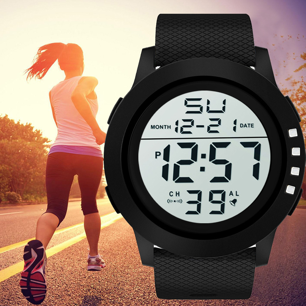 Xiniu Luxury Brand 2018 New Men Watch Men Analog Digital Military Sport Led Waterproof Wrist Watch Sport Watch Men #g Men's Watches Digital Watches