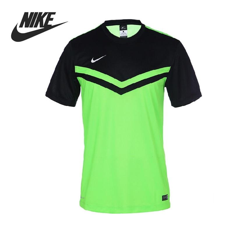 Original New Arrival  NIKE Men's Knitted Team T-shirts  short sleeve Sportswear 4 6