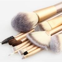 12 Pieces Set Makeup Brushes Eye Face Pinceaux De Maquillage Professional Makeup Cosmetic Pinceis Pincel Foundation
