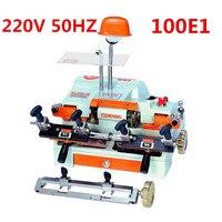 Multi fuctional opspannen 100-E1 Key Stencilmachine sleutel snijmachine 220 v/50 hz