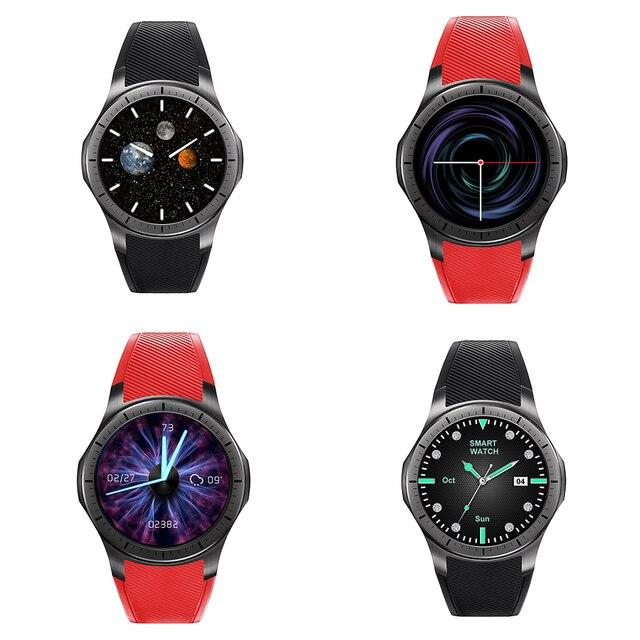 Lemado LF16 Android 5.1 Bluetooth 4.0 Smart Watch Phone Поддержка Nano Sim-карты Wi-Fi GPS Карта часы часы