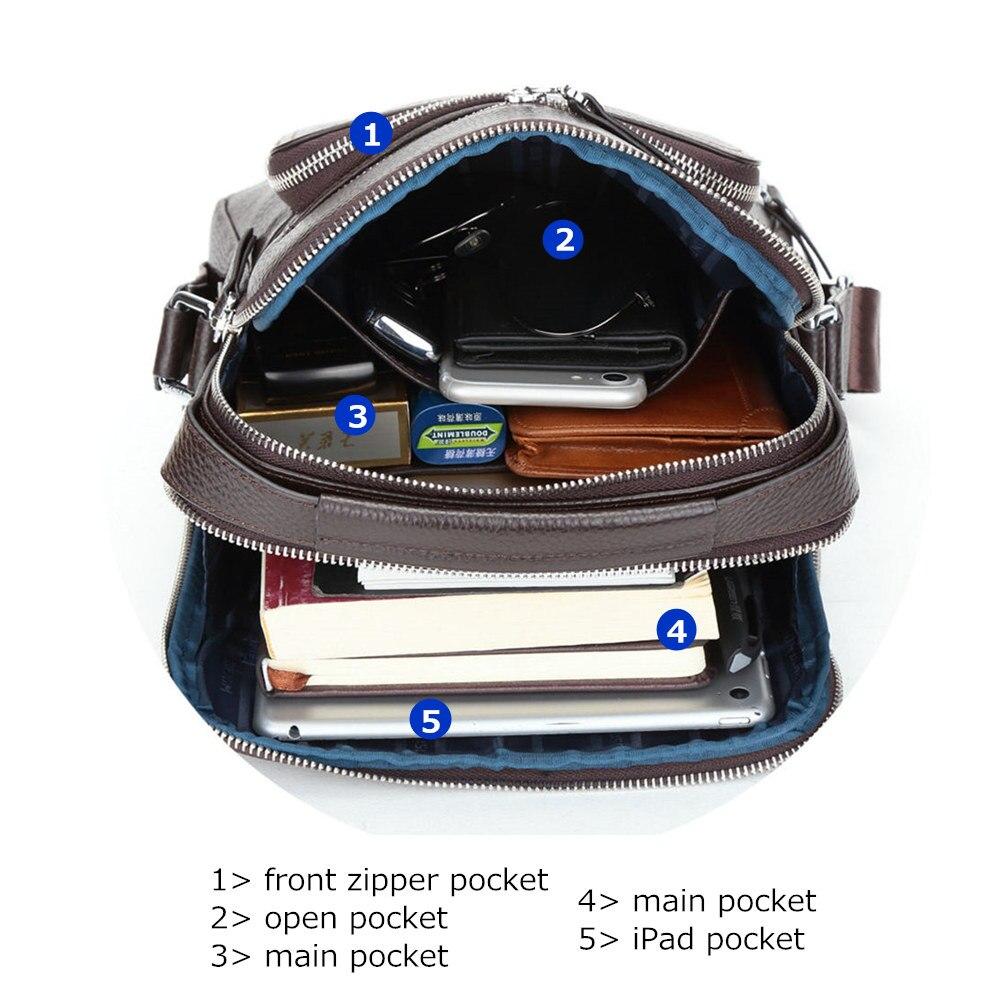10a656592f7a ... Фото 3 BISON DENIM Мужские сумки из натуральной кожи Женские сумки  Мужская сумка Мужская сумка на ...