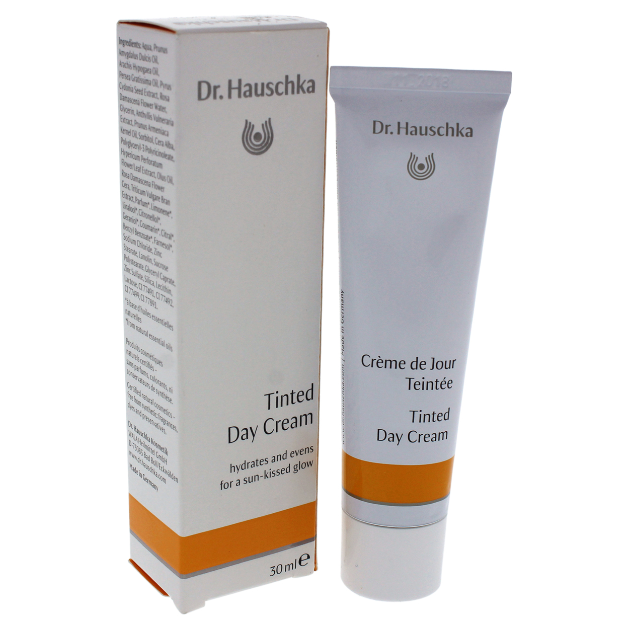 Tinted Day Cream by Dr. Hauschka for Women - 1 oz Cream дневной уход christina step 8b ultimate defense tinted day cream spf20