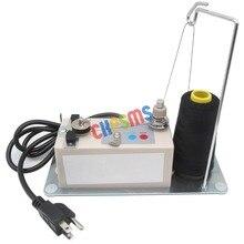KP-SBW01 110 V/220 V Автоматический намотчик бобины& стойка для ниток подходит всем Тип шпульки Универсальный