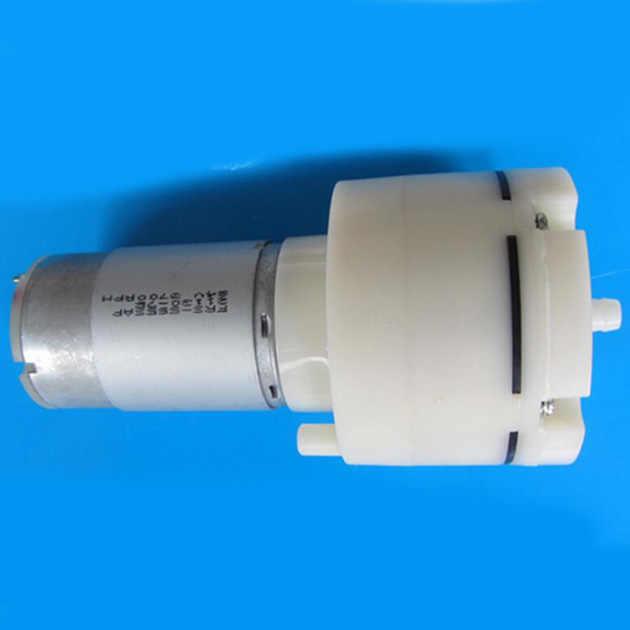Venda quente 12 V 13L/M Diafragma DC Micro Bomba De Vácuo De Ar Para Cadeira de massagem Produto de Eletrodomésticos 6x120mm de Preços Por Atacado