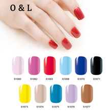 1pcs New Pure Color Full Cover Smooth Nail Stickers Adhesive Nail Wraps,DIY Nails Design Art Decoration Decals Manicure Tool