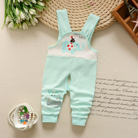 Spring And Autumn Baby Boy Cotton Overalls Girls Boys Overall Jumpsuit Fashion Baby Bib Pants Child