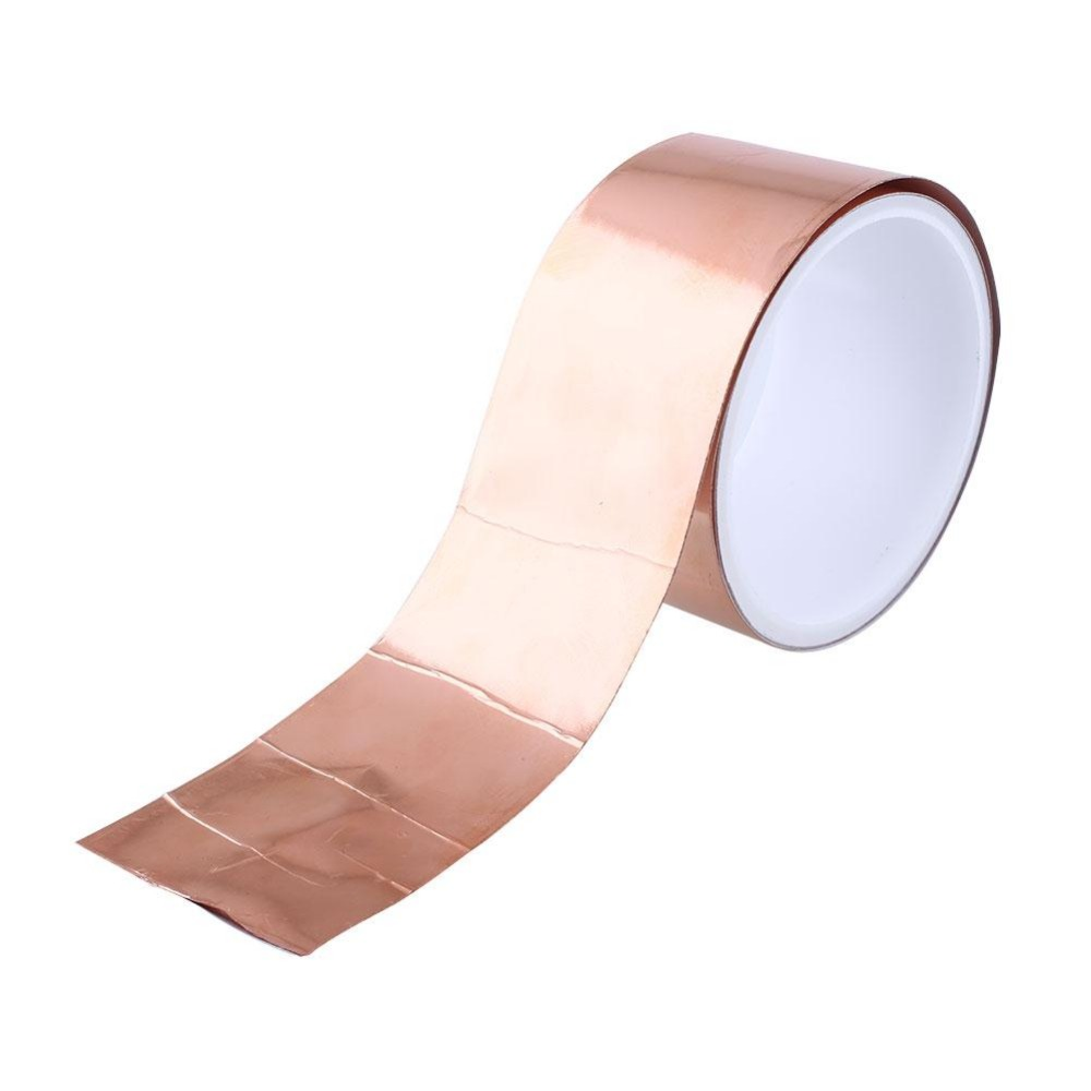 Hot Sale 50mm*100m One-side Self-adhesive High Temperature Heat Resistant Polyimide Tape for BGA PCB SMT Soldering Shielding
