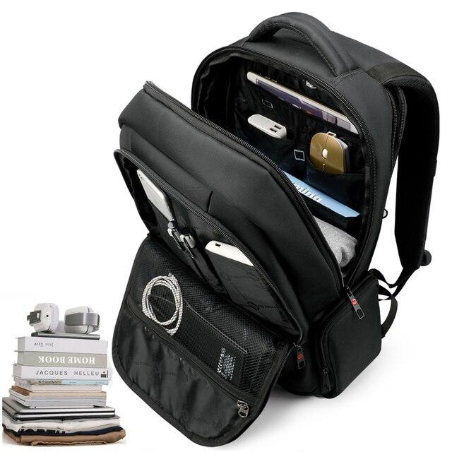 Tigernu 15.6inch Mini Anti theft Laptop Backpack Male Waterproof  Men's Backpacks Bag Women's Casual School Backpacks for teens 1