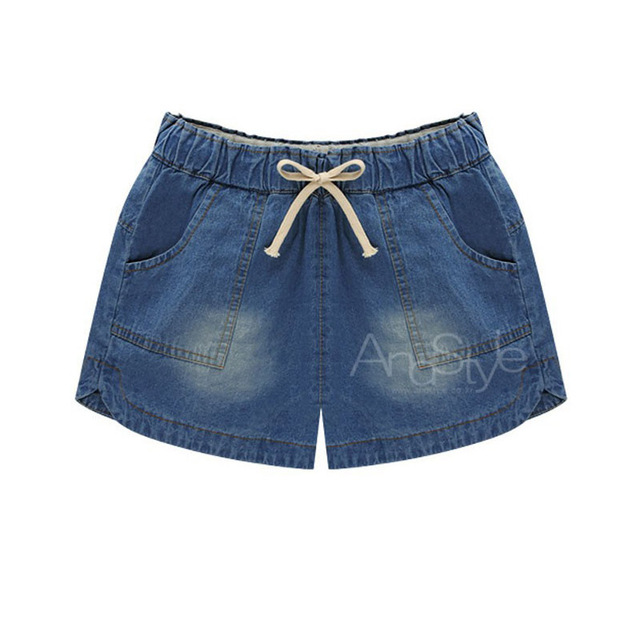 High Quality high waist ripped denim shorts women jeans shorts feminino summer short trousers for woman plus size for female
