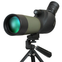 Best Buy 15-45X60 monocular hunting telescope HD Holographic Spotting Scope Waterproof with Desk Tripod Professional