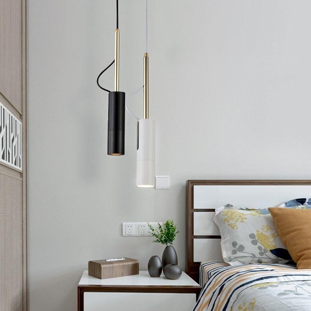 Candelabro de cabecera de dormitorio nórdico simple moderno creativo personalidad Luz de lujo lámpara de restaurante lámparas decorativas LM5171009py