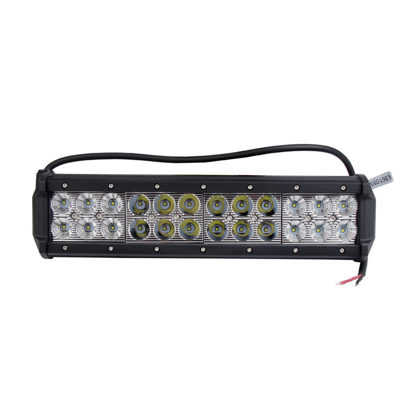 Car-styling KAKUDER 12inch 72w Led Work Light Bar Flood Spot Driving Fog Offroad Truck SUV td0207 dropship