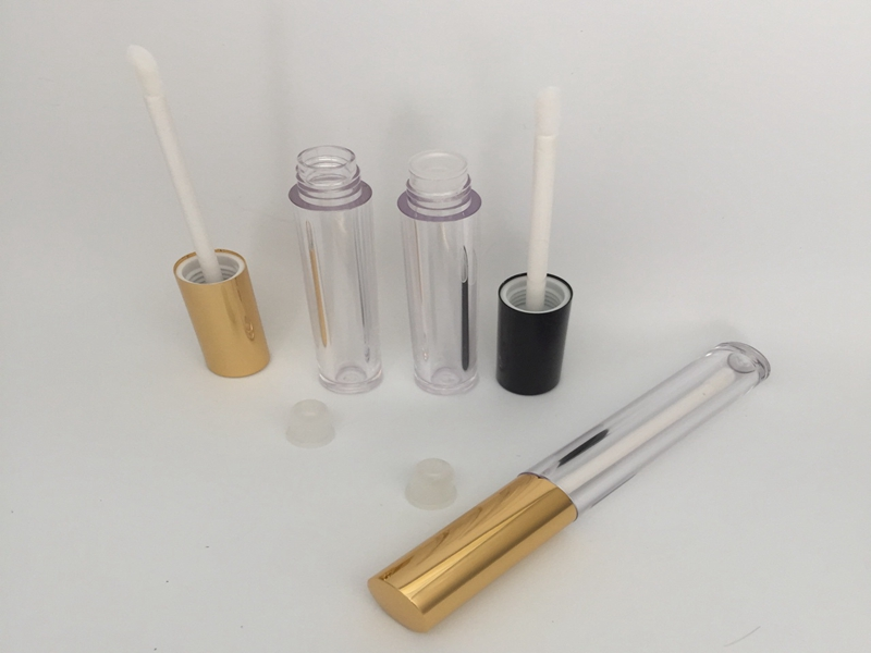 200pcs lot Fast Shipping Empty Lip gloss tubes 5ML Lip gloss tube DIY makeup lip oil