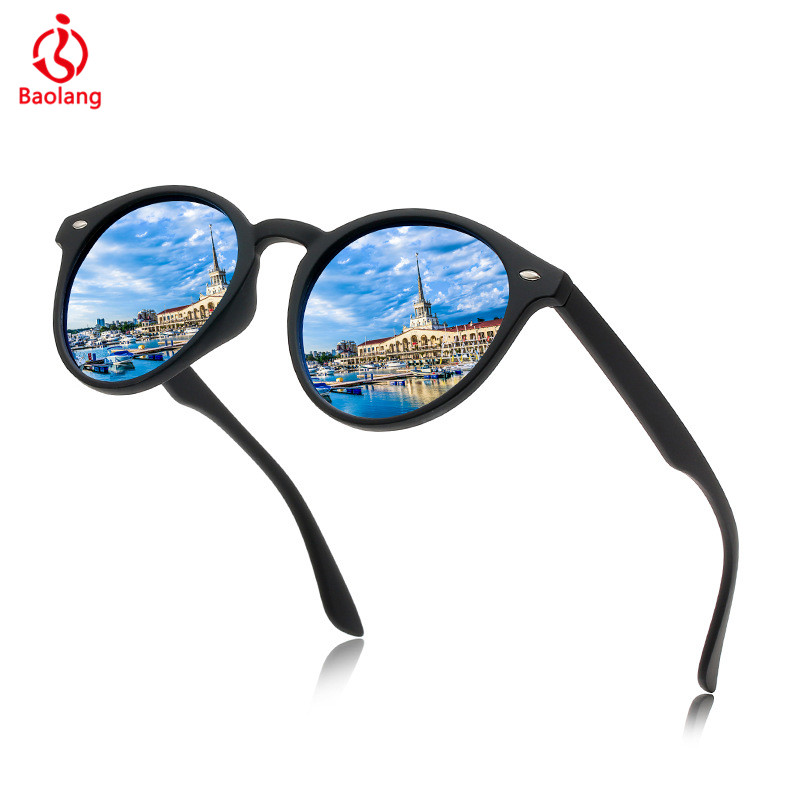 Classic Polarized Sunglasses Men Women Driving Glasses Square Frame Vintage Sun Glasses Male Goggle UV400 Gafas De Sol Okulary